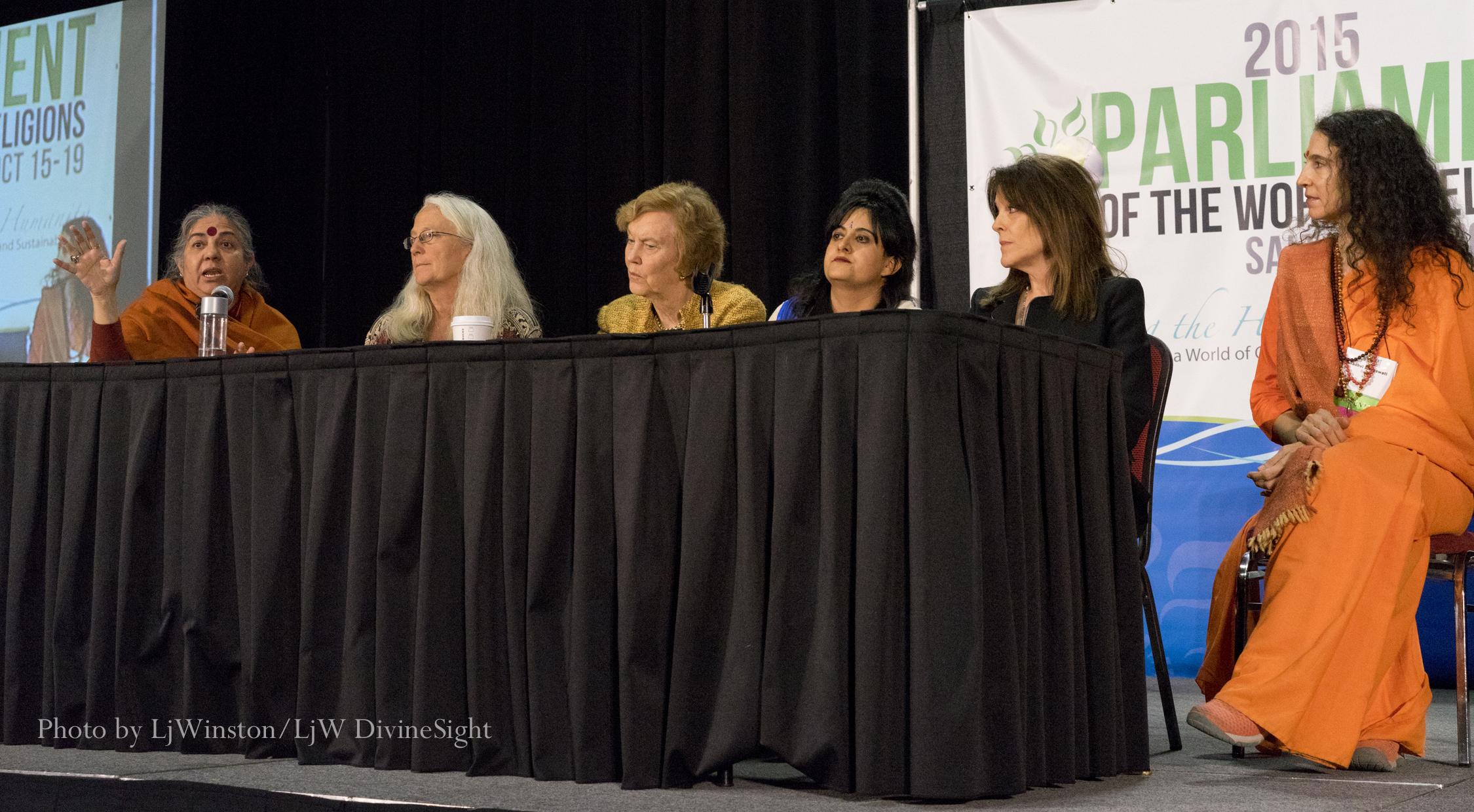womens panel on shakti prakriti