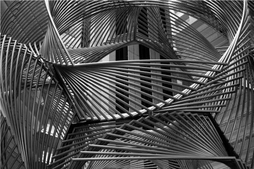 1b Hyatt Sculpture